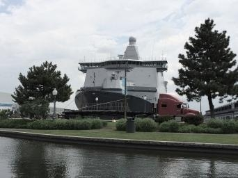 Zr.Ms. Karel Doorman - Damen Schelde Naval Shipbuilding - Yard 412