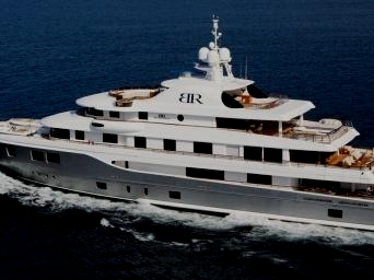 MY Baton Rouge - Icon Yachts
