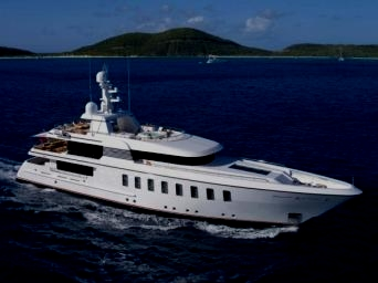 MY Blue Sky - Feadship Van Lent 805