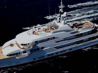 MY Hampshire II - Feadship Van Lent 806