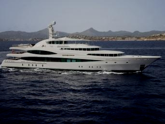 MY Lady Christine - Feadship Van Lent 801