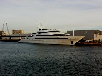 MY Princess Olga - Oceanco 708