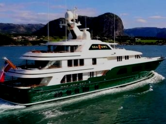 MY Sea Owl - Feadship Van Lent 807