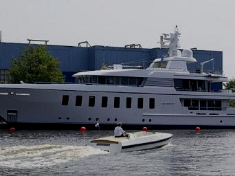 MY Space - Feadship Van Lent 796