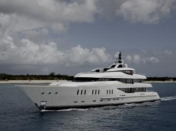 MY Vanish - Feadship Van Lent 809